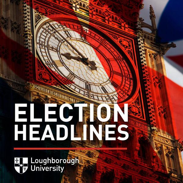 Election Headlines Podcast Artwork Image