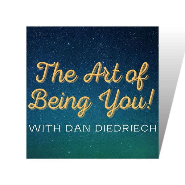 The Art of Being You: Thriving as a Circle in a Square World Podcast Artwork Image