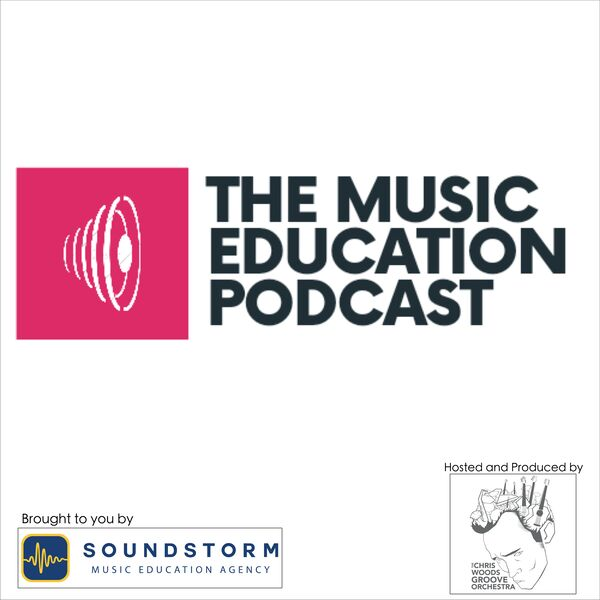 The Music Education Podcast Podcast Artwork Image