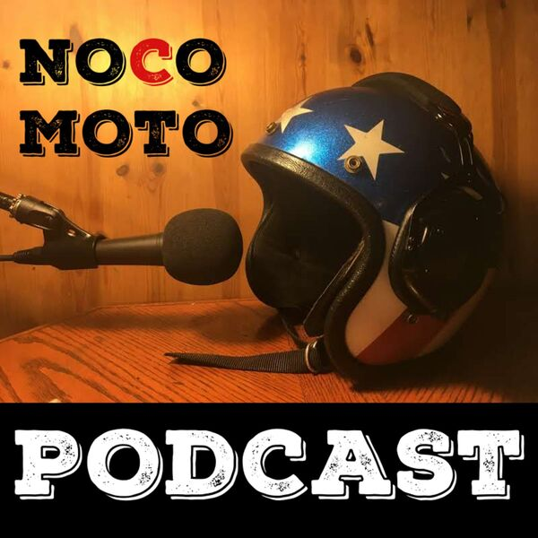 The Noco Moto - Motorcycle Podcast Podcast Artwork Image