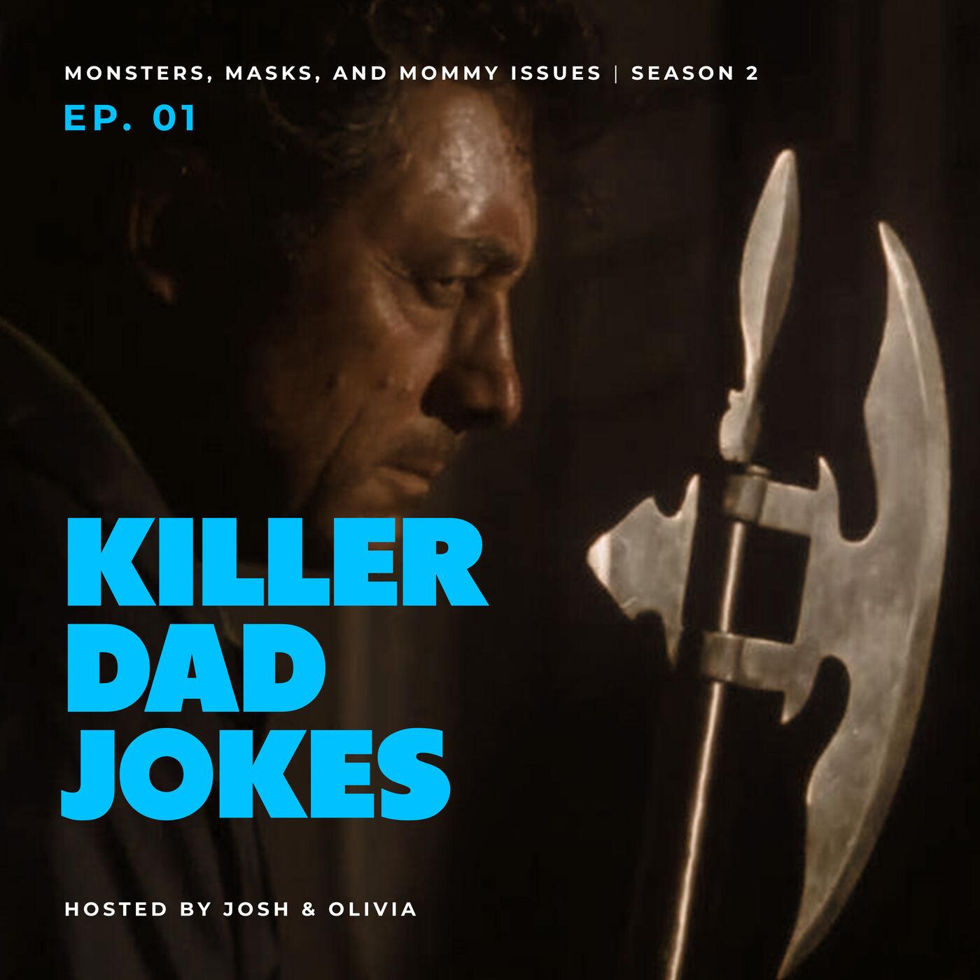 Killer Dad Jokes
