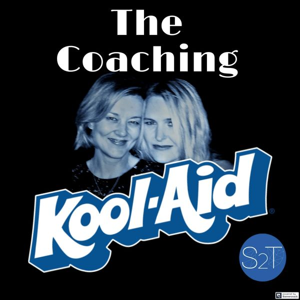 The Coaching Kool-Aid Podcast Artwork Image