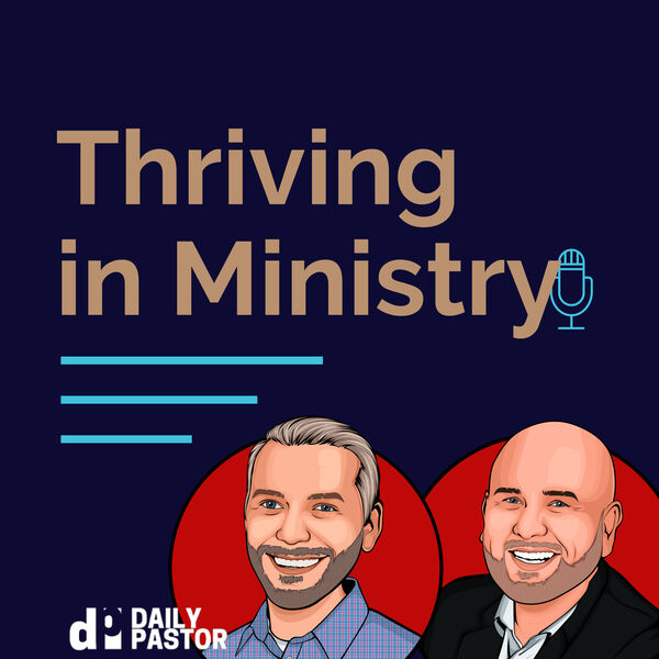 Thriving in Ministry Podcast Artwork Image