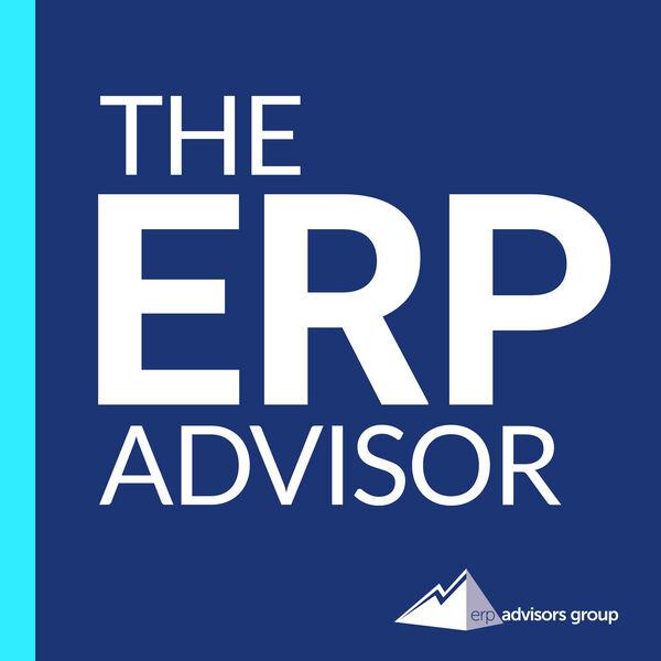 The ERP Advisor Podcast Artwork Image