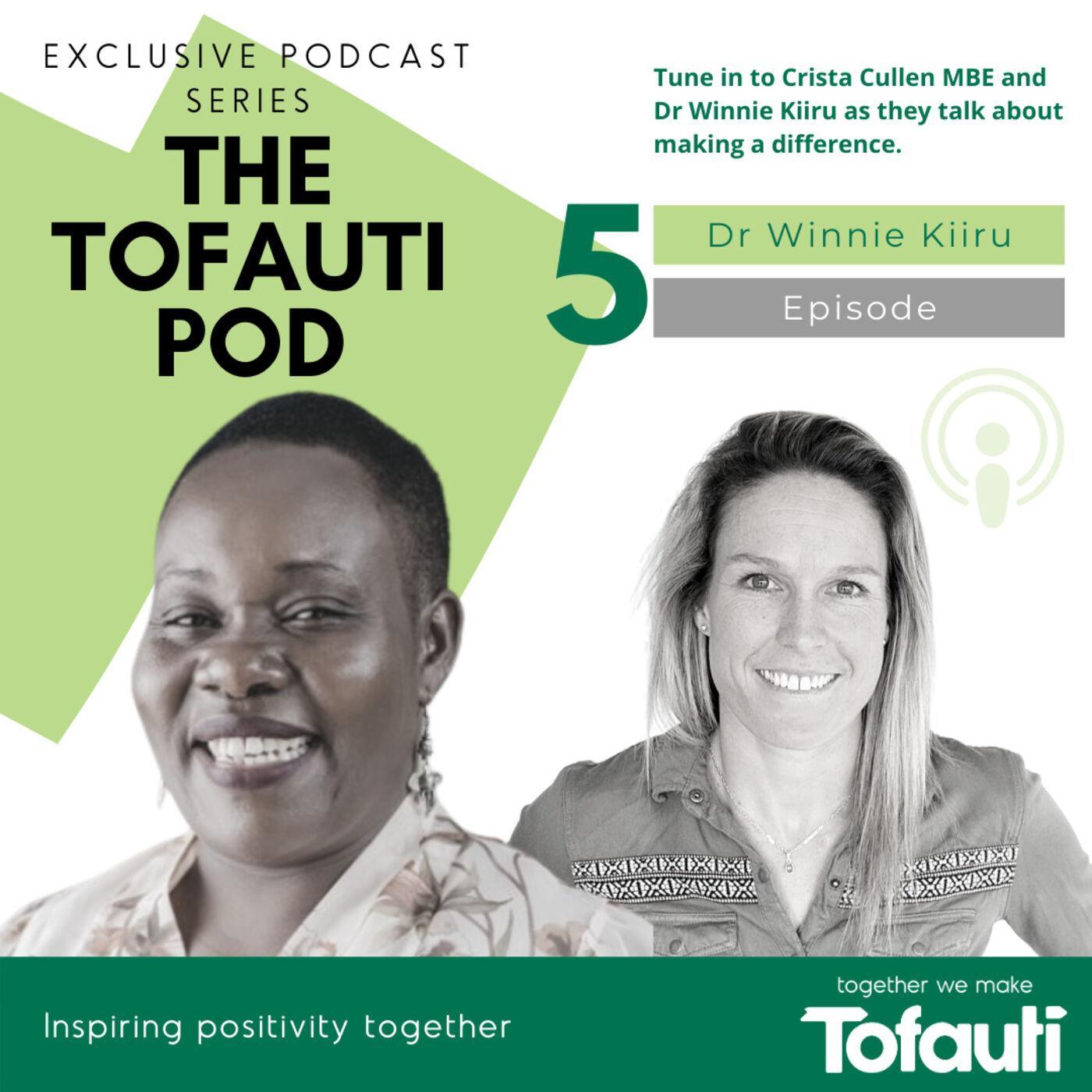 Episode Five - Dr Winnie Kiiru, Stop Ivory