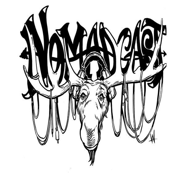 Nomadcast Podcast Artwork Image