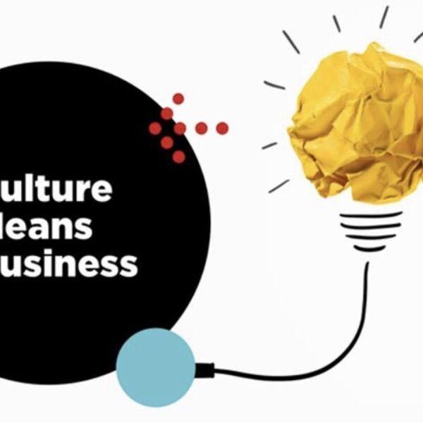 CULTURE MEANS BUSINESS Πολιτιστικό Ίδρυμα Τραπέζης Κύπρου Podcast Artwork Image