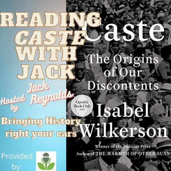 Reading Caste With Jack Podcast Artwork Image