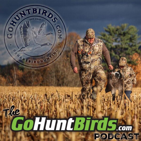The GoHuntBirds.com Podcast Podcast Artwork Image