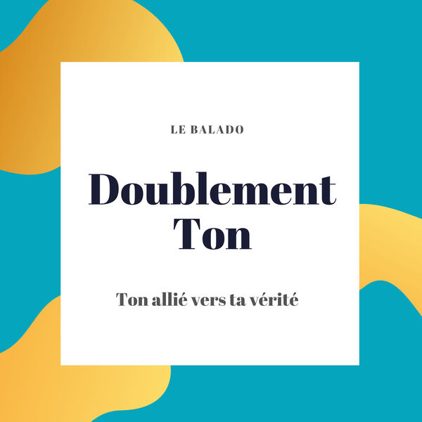 Doublement Ton Podcast Artwork Image