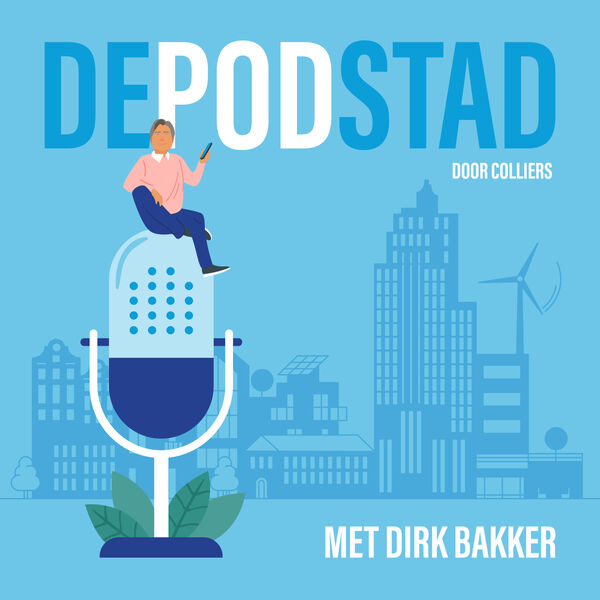 De PodStad Podcast Artwork Image