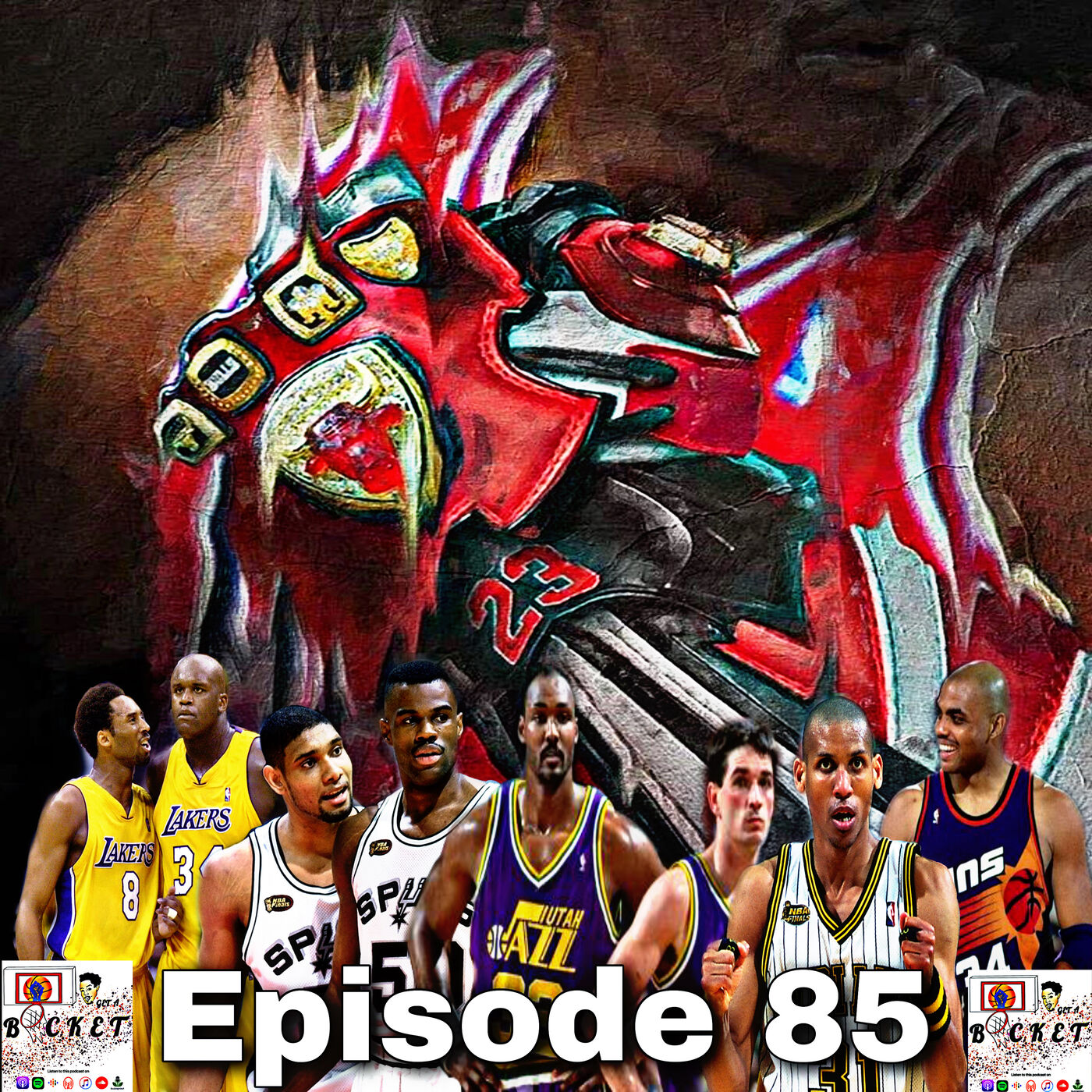 Episode 85: The GOAT