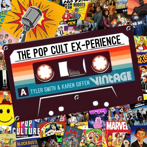 The Pop Cult EX-perience Podcast Artwork Image