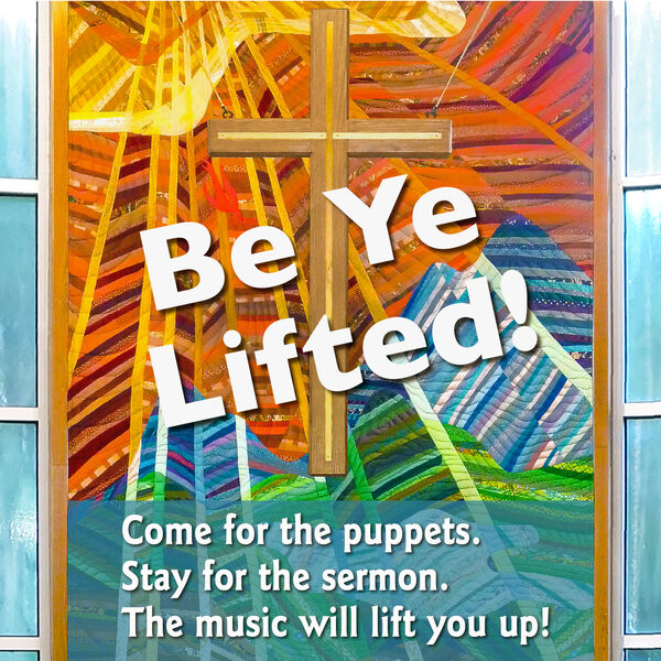 Be Ye Lifted  Weekly Sermons from King of Kings Lutheran Church Podcast Artwork Image