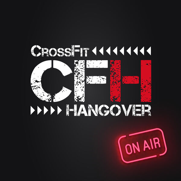 CrossFit Hangover on Air Podcast Artwork Image