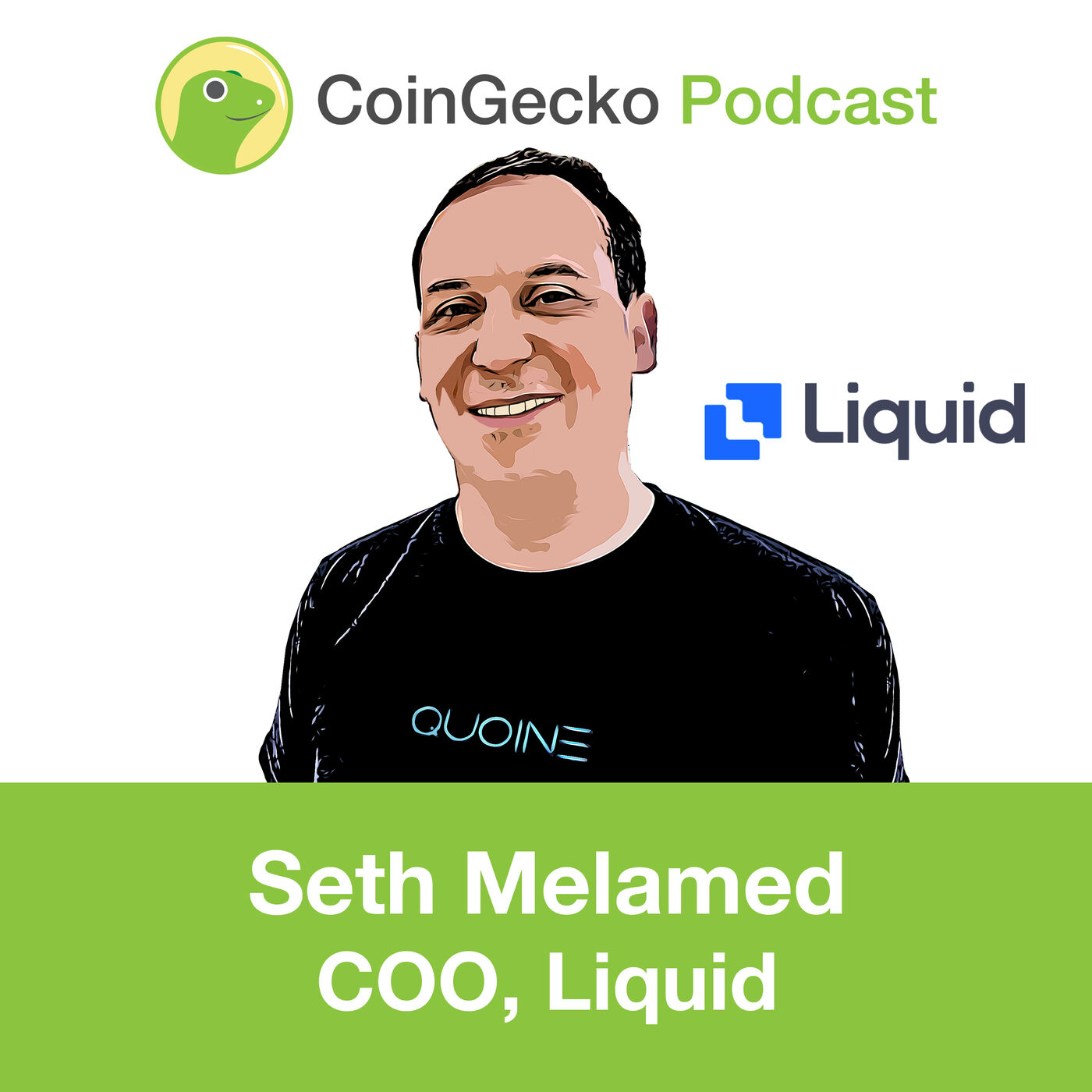 Running a Regulated Crypto Exchange in Japan with Seth Melamed, COO at Liquid - Ep. 13