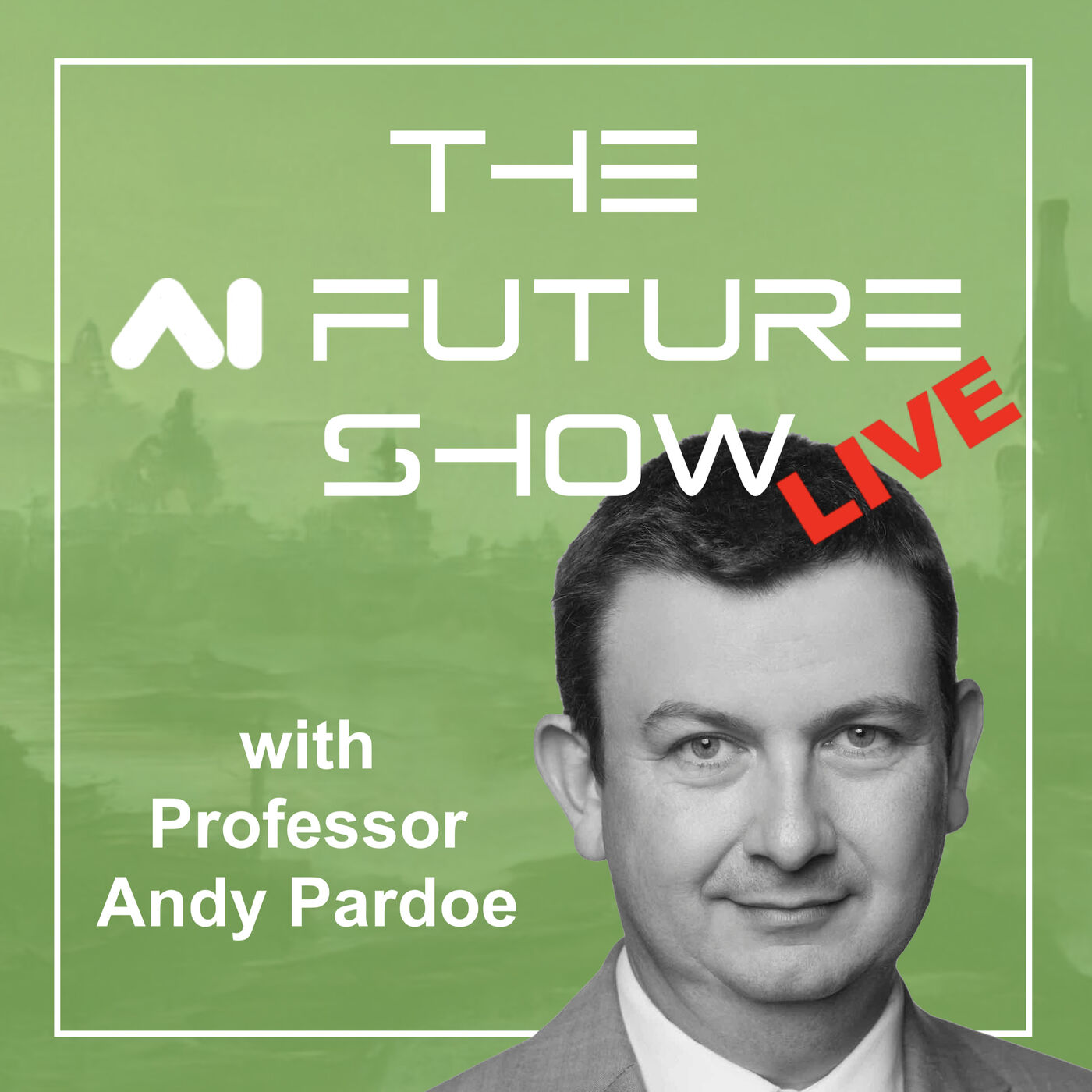 Live Show with Professor Nigel Crook - Short Edition (S2 E2)