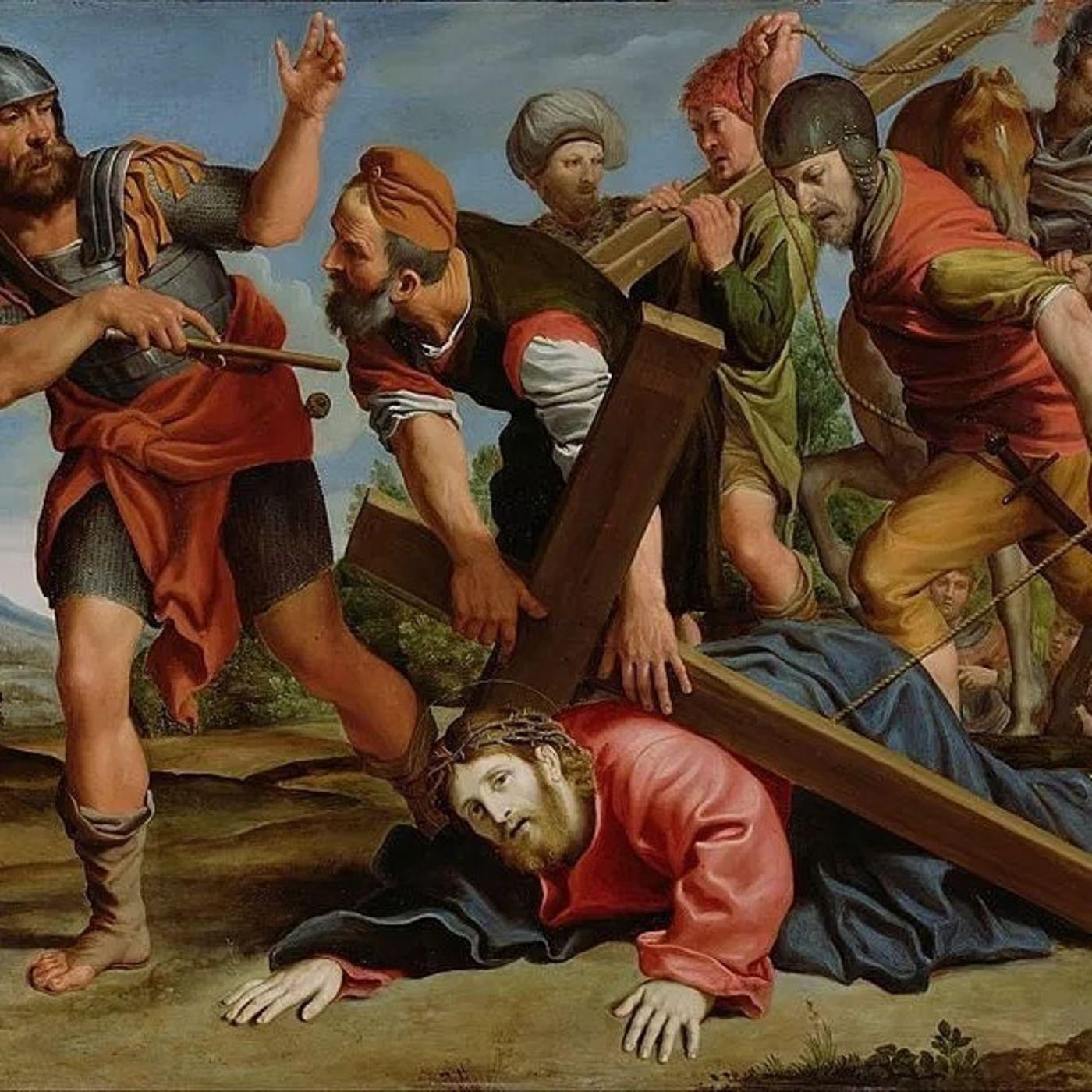 Episodio 36: La perseverancia en la Cruz