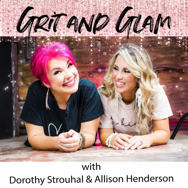 Grit and Glam Podcast Artwork Image
