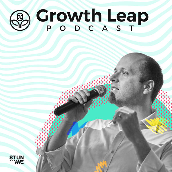 Growth Leap Podcast Artwork Image