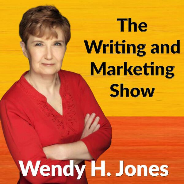 The Writing and Marketing Show Podcast Artwork Image
