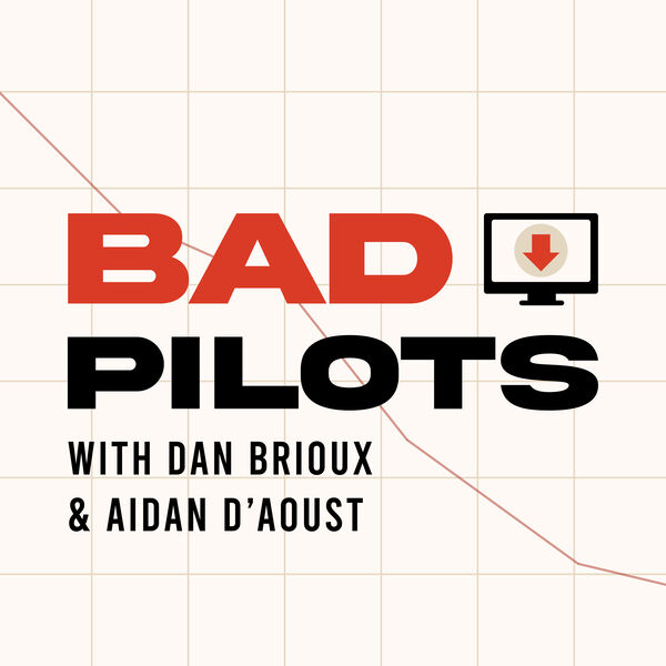 Bad Pilots Podcast Artwork Image