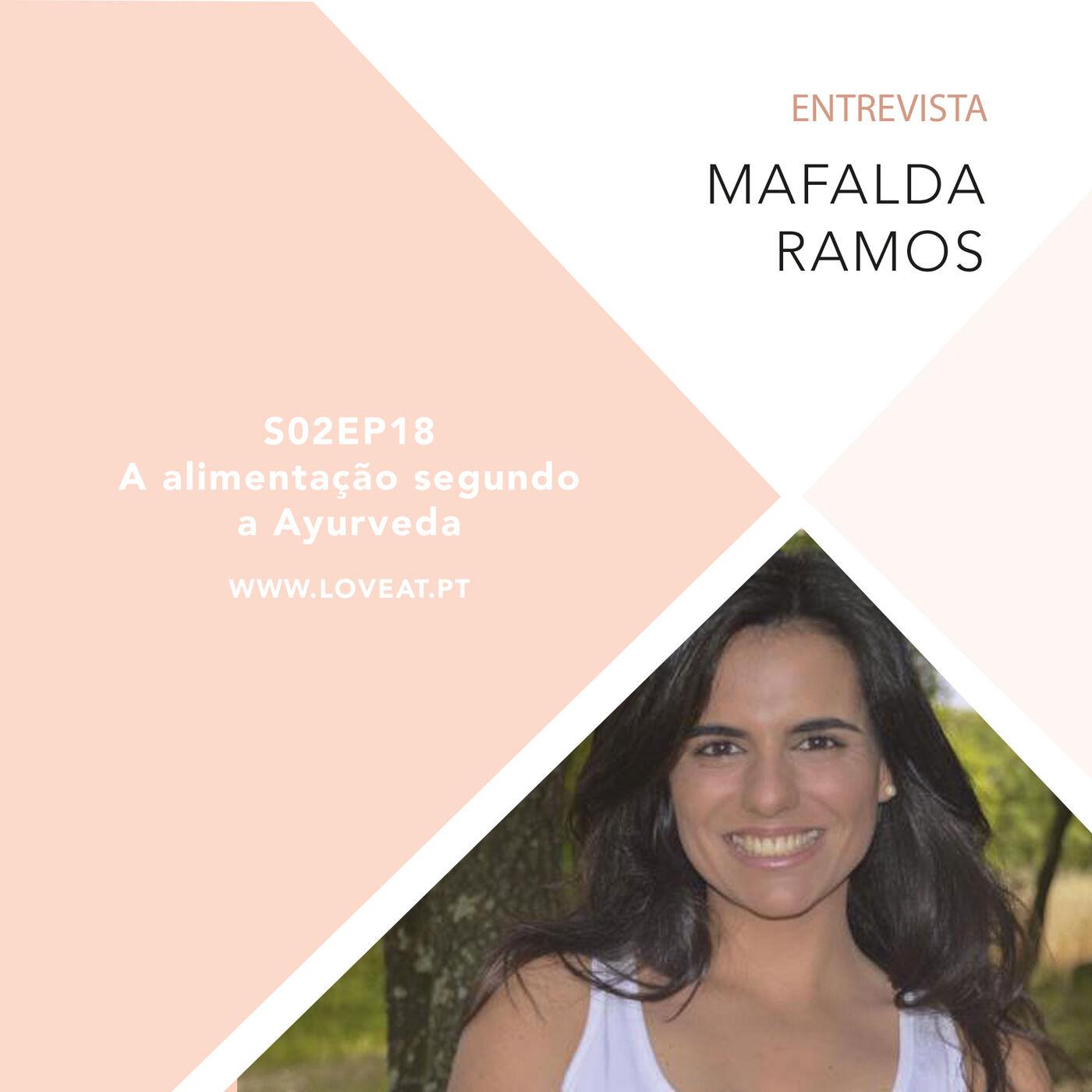 S02EP18 - Entrevista Mafalda Ramos - A Ayurveda