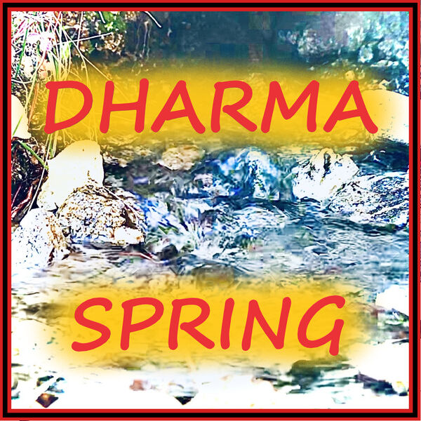 DHARMA SPRING Podcast Artwork Image