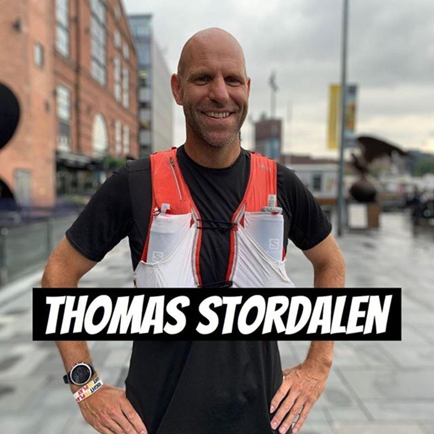 #110 - Thomas Stordalen | 7 maraton på 7 dager