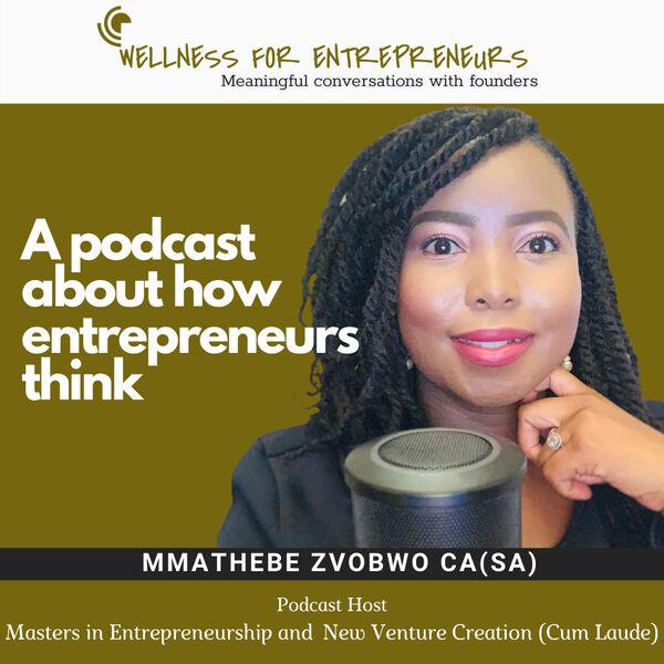 Wellness for Entrepreneurs Podcast Artwork Image