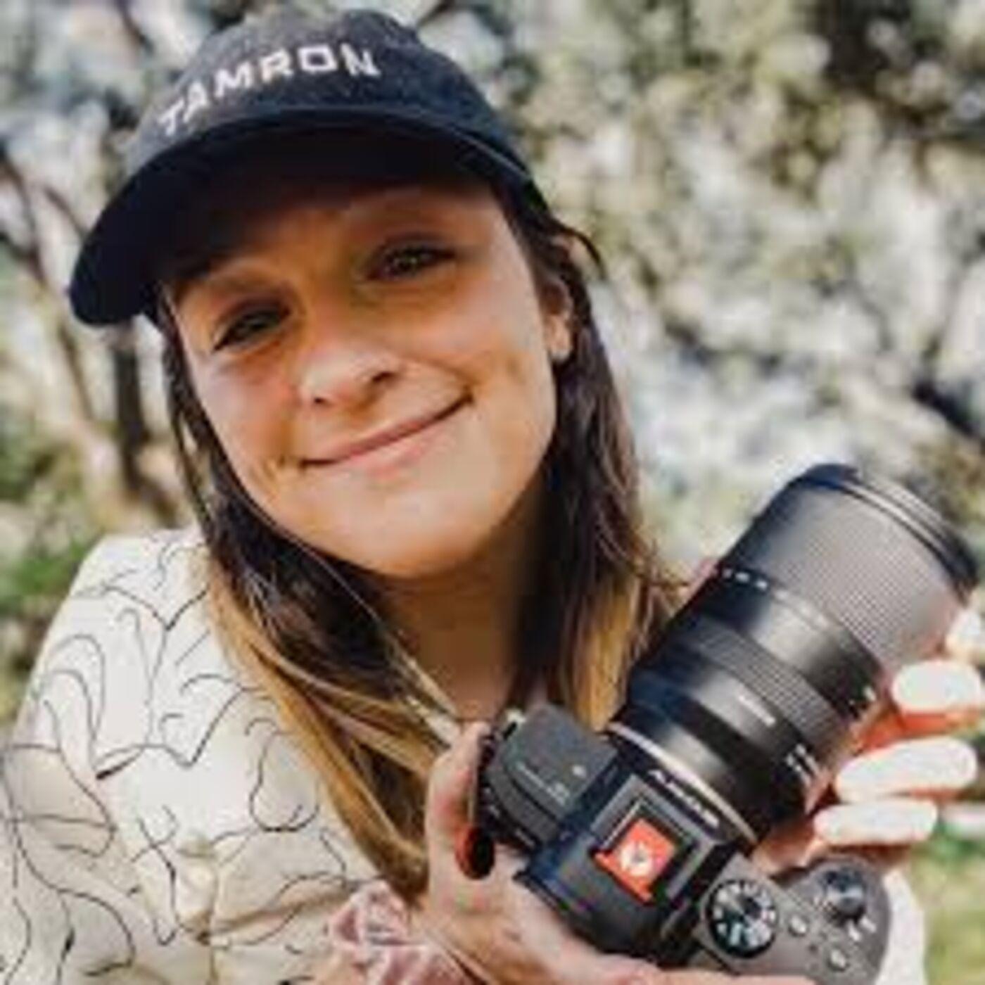 Sara With Tamron - PhotoCon 2020