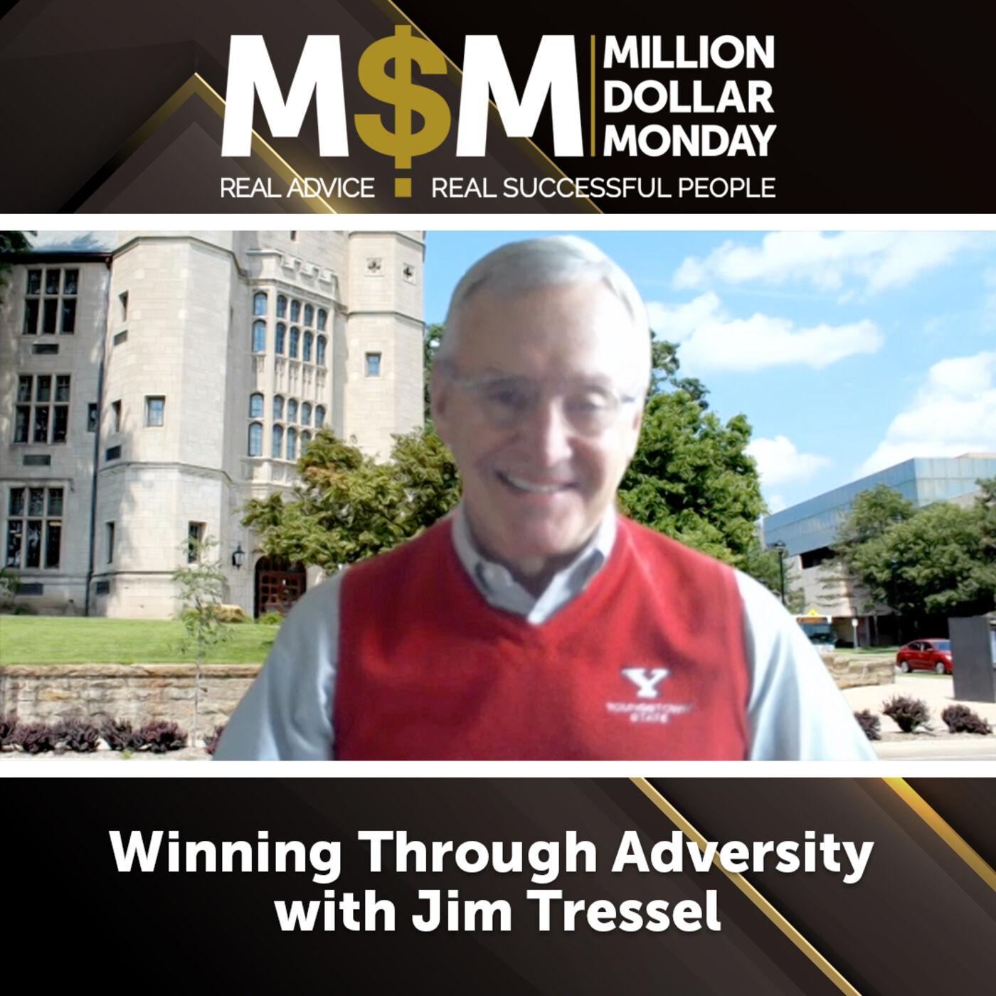 Winning Through Adversity with Jim Tressel