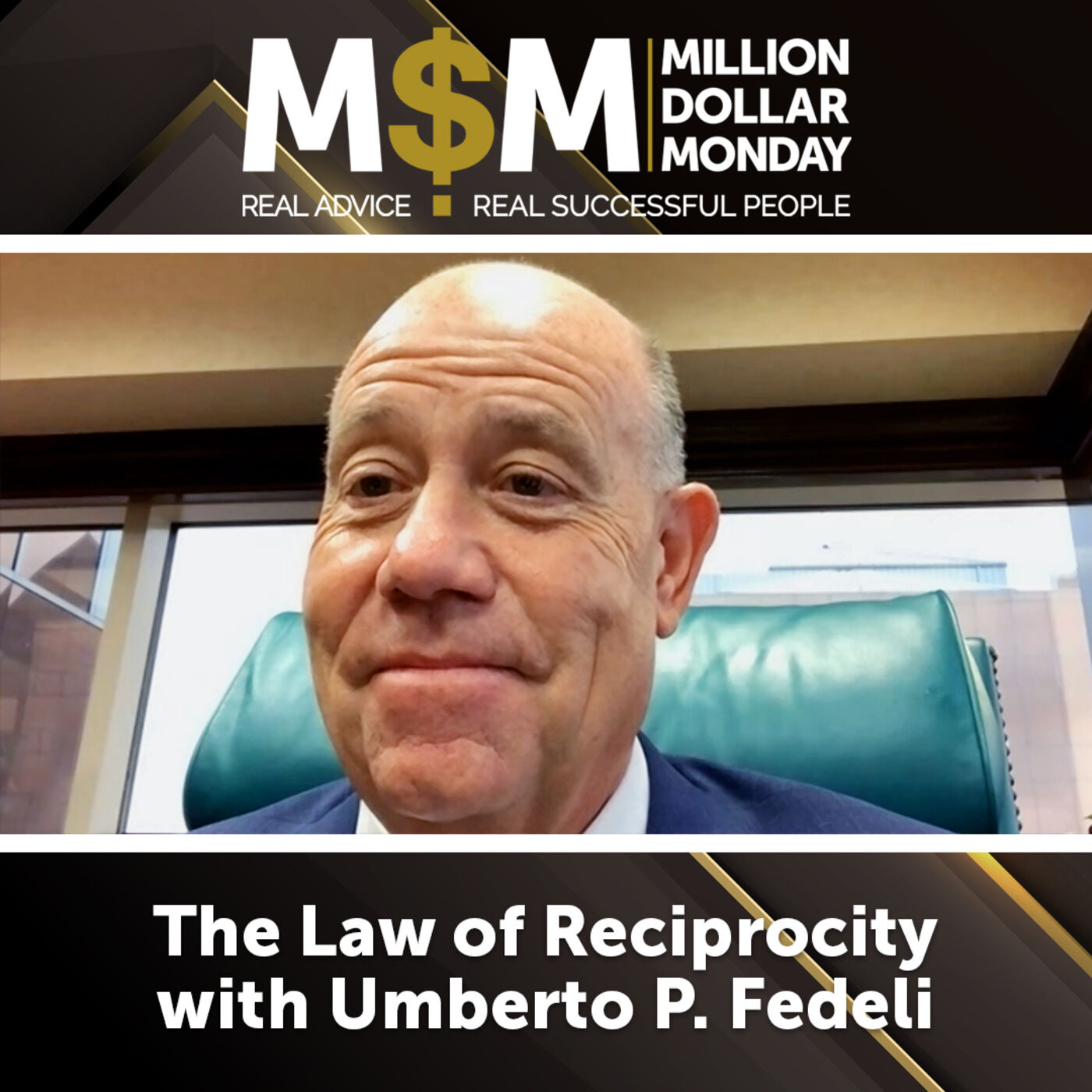 The Law of Reciprocity with Umberto P. Fedeli