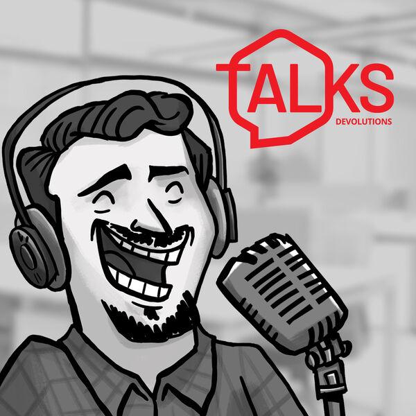 Devo Talks Podcast Artwork Image