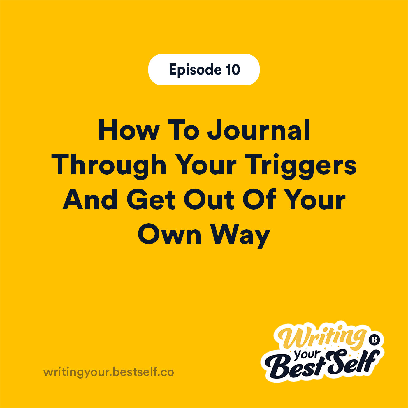 How To Journal Through Your Triggers And Get Out Of Your Own Way