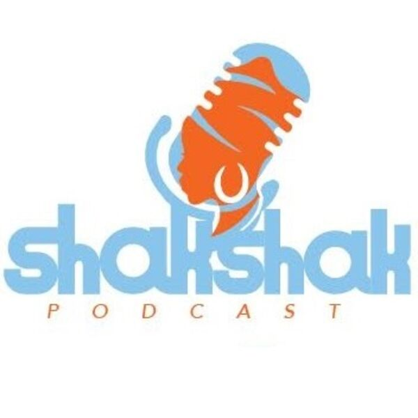 Shak Shak Podcast Podcast Artwork Image