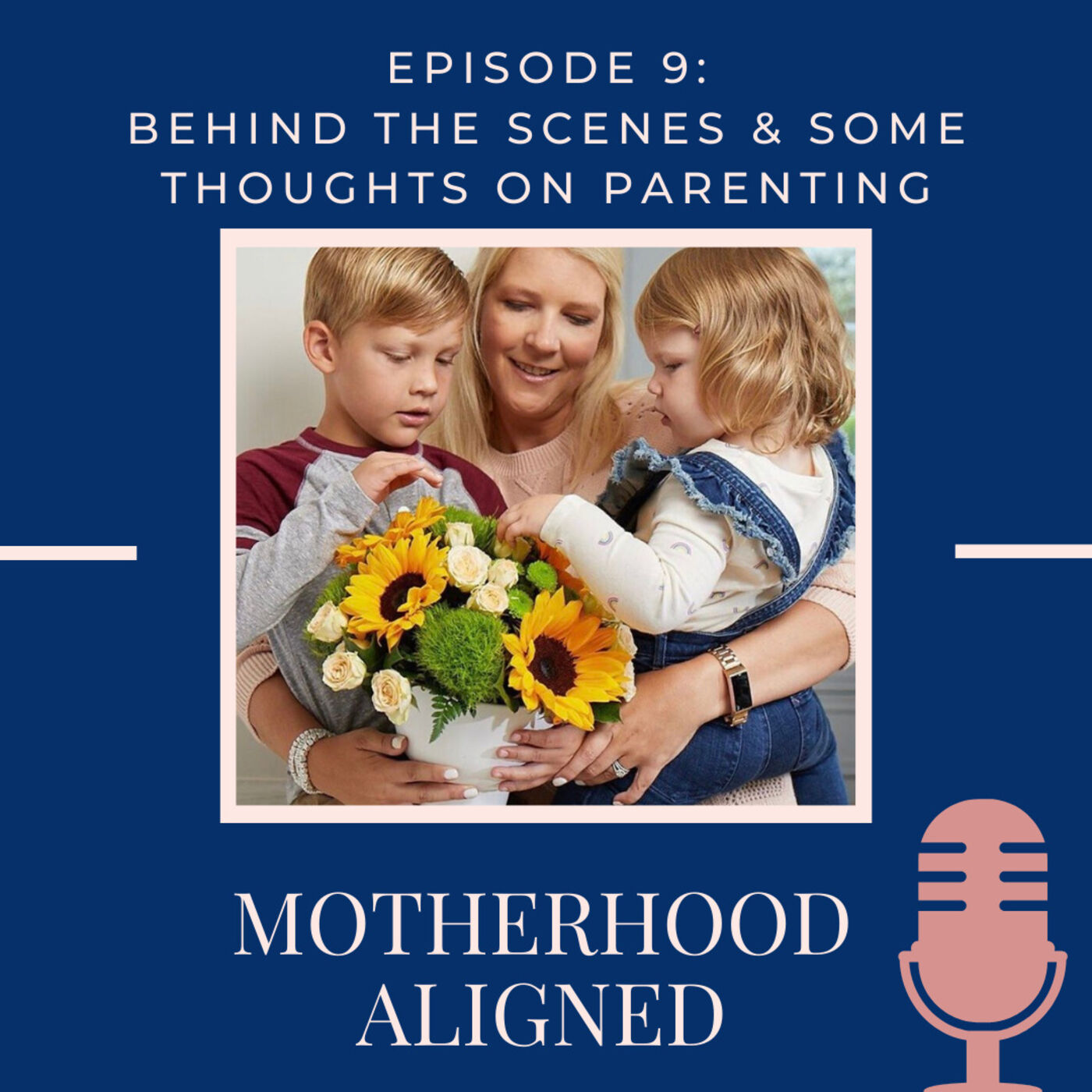 Behind the Scenes: Some Thoughts on Parenting