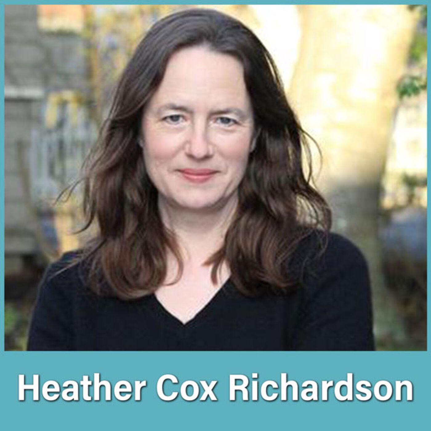 #8 Heather Cox Richardson