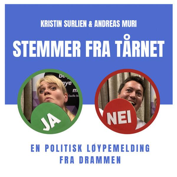 Stemmer fra tårnet - en politisk løypemelding fra Drammen Podcast Artwork Image