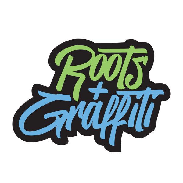 Roots & Graffiti Podcast Artwork Image