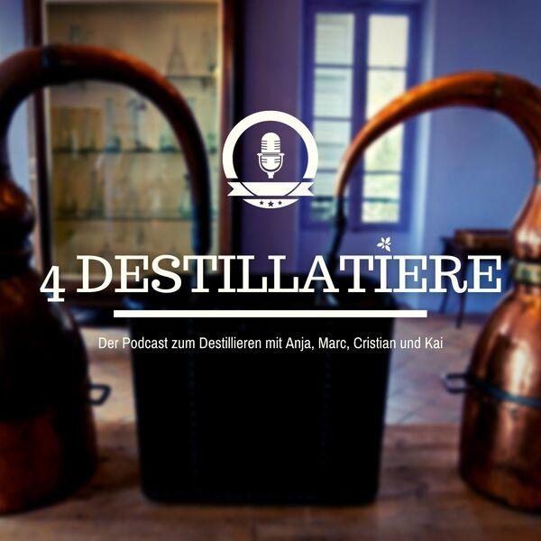 4 Destillatiere - der Destillations-Podcast Podcast Artwork Image