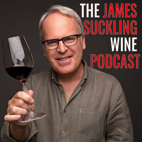 The James Suckling Wine Podcast Podcast Artwork Image
