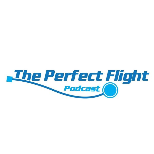 The Perfect Flight DG Podcast Artwork Image
