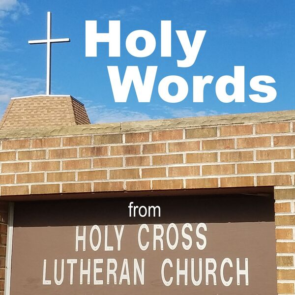 Holy Words from Holy Cross Podcast Artwork Image