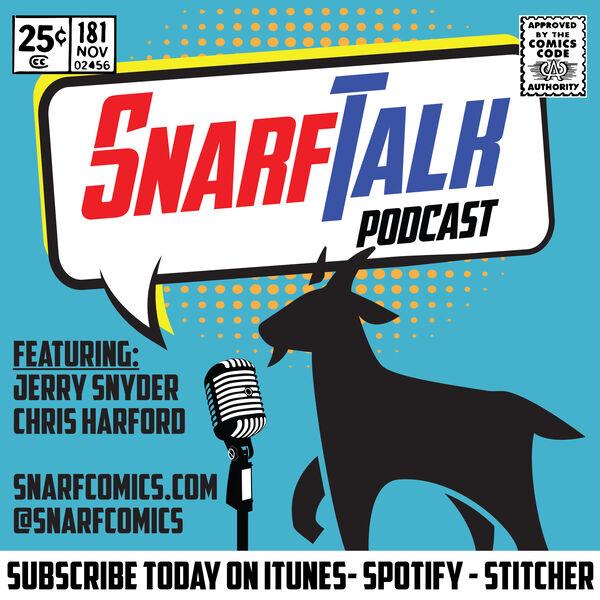 Snarf Talk Podcast Artwork Image