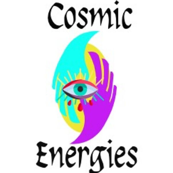 Cosmic Energies Podcast Artwork Image