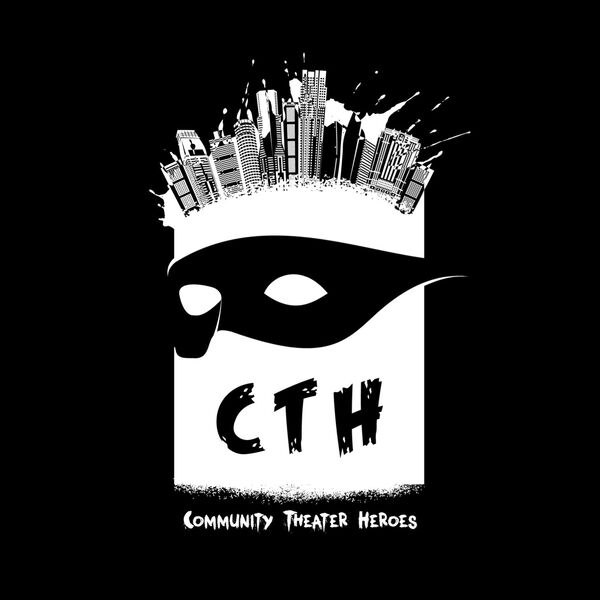 Community Theater Heroes Podcast Artwork Image