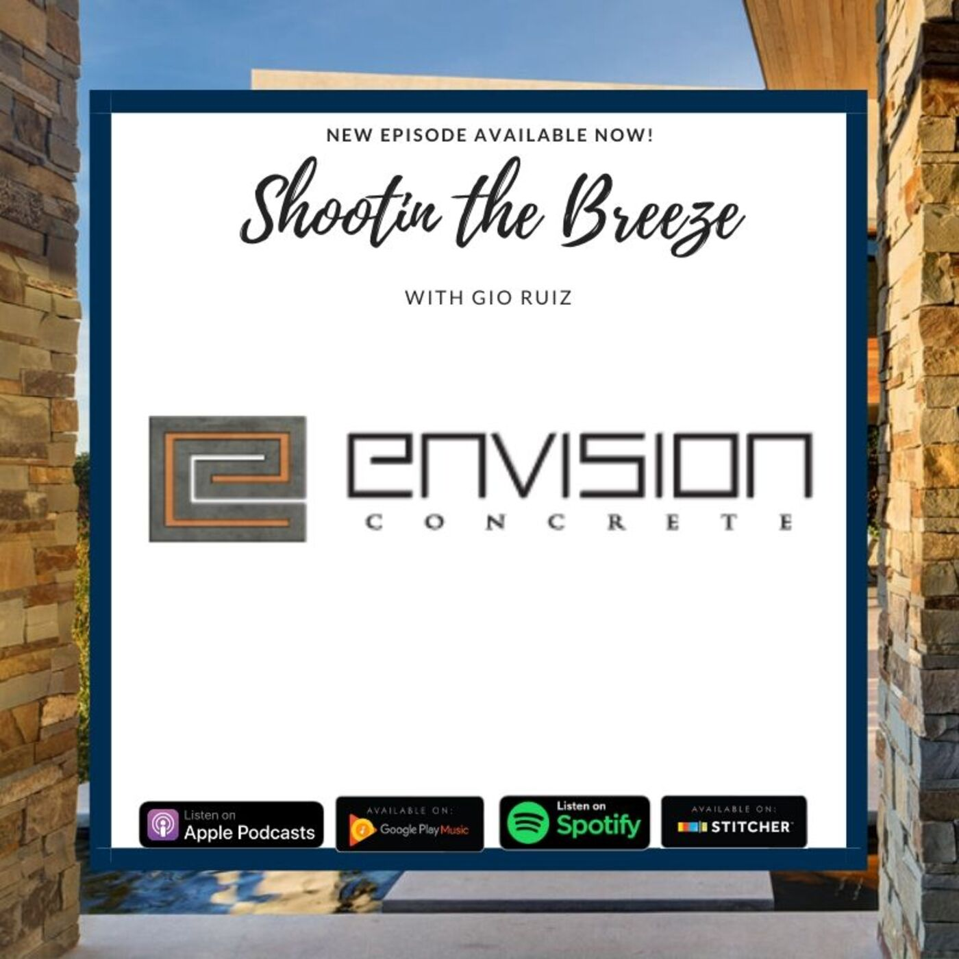 Envision it... Elevate your space
