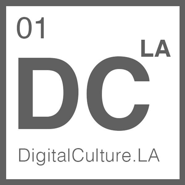DigitalCulture.LA Podcast Artwork Image