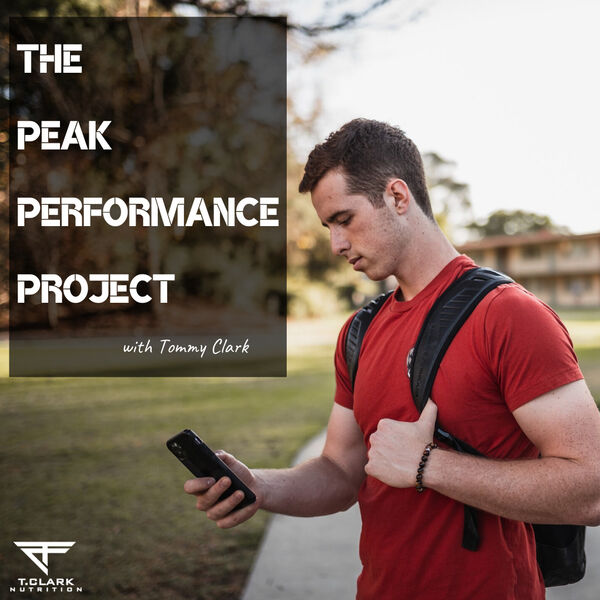 The Peak Performance Project Podcast Artwork Image